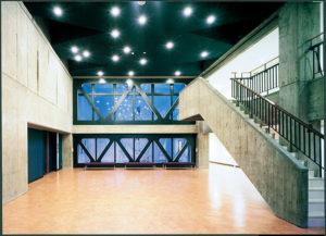 西川アイプラザ幸町図書館新築工事