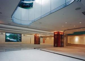 岡山駅南地下道建築仕上工事